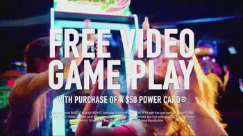 Dave and Buster's TV Spot, 'Blue Lights Mean Free Games' - Thumbnail 7