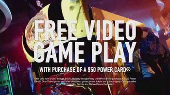 Dave and Buster's TV Spot, 'Blue Lights Mean Free Games' - Thumbnail 8