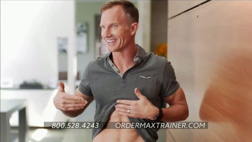 Try Bowflex Max >> Bowflex Max Trainer Tv Commercial Best Shape Of My Life Video