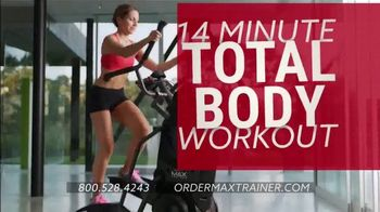 Bowflex Max Trainer TV Spot, 'Best Shape of My Life' - Thumbnail 2