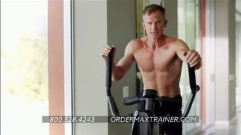Bowflex Max Trainer TV Spot, 'Best Shape of My Life' - Thumbnail 3