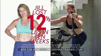 Bowflex Max Trainer TV Spot, 'Best Shape of My Life' - Thumbnail 6