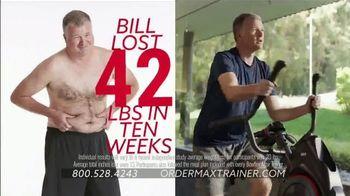 Bowflex Max Trainer TV Spot, 'Best Shape of My Life' - Thumbnail 7