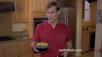 WalletHub TV Spot, 'Always Fresh'