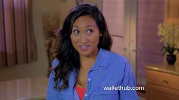 WalletHub TV Spot, 'Always Fresh' - Thumbnail 8