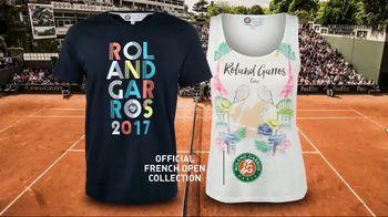 Tennis Warehouse TV Spot, 'French Open Merchandise' - Thumbnail 3