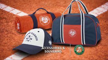 Tennis Warehouse TV Spot, 'French Open Merchandise' - Thumbnail 4