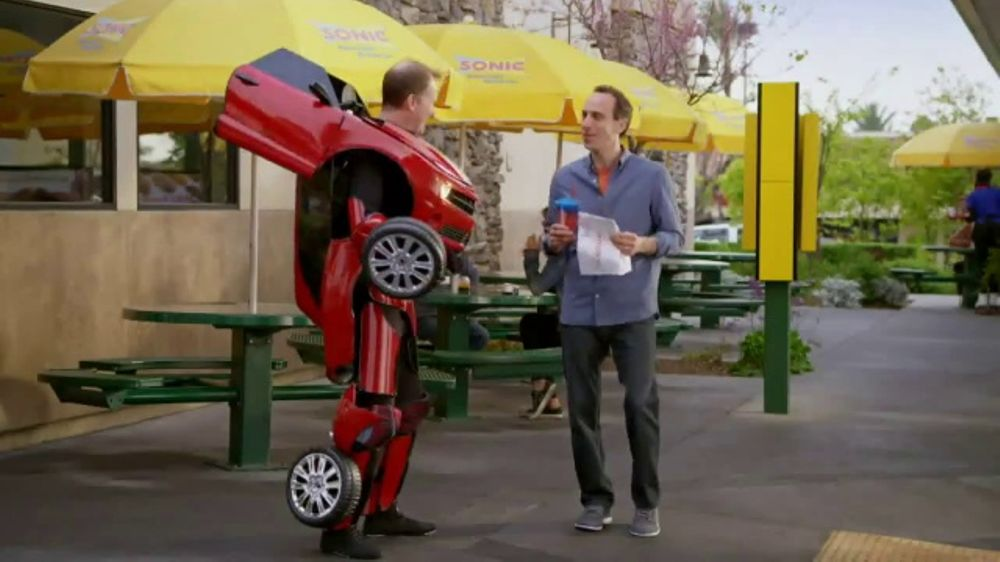 Sonic Color Changing Slushes TV Commercial, 'Transformers: The Last Knight'