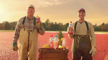 Ocean Spray Mocktails TV Spot, 'Carried Away' - 3717 commercial airings