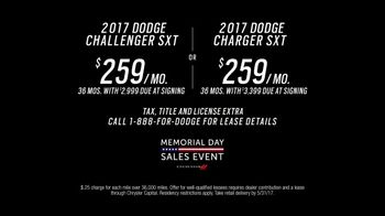 Dodge Memorial Day Sales Event TV Spot, 'Brotherhood' Feat. Vin Diesel [T2] - Thumbnail 8