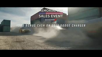 Dodge Memorial Day Sales Event TV Spot, 'Brotherhood' Feat. Vin Diesel [T2] - Thumbnail 7