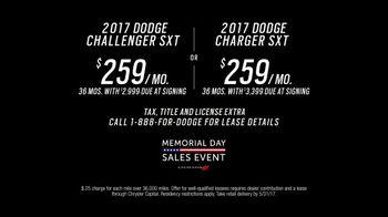 Dodge Memorial Day Sales Event TV Spot, 'Brotherhood' [T2] Feat. Vin Diesel - Thumbnail 8