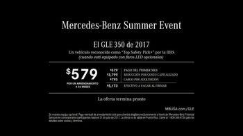 Mercedes-Benz Summer Event TV Spot, 'Espectáculo: 2017 GLE 350' [Spanish] [T2] - Thumbnail 8