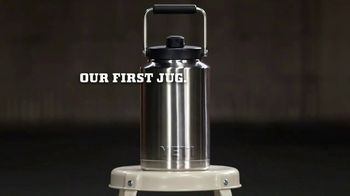 YETI Rambler Jug TV Spot, 'Our First, Your Last' - Thumbnail 9