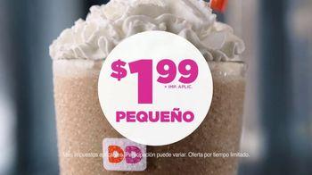 Dunkin' Donuts Frozen Dunkin' Coffee TV Spot, 'Cremoso' [Spanish] - Thumbnail 8