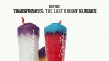 Sonic Drive-In Slushes TV Spot, 'Transformers: The Last Knight' [Spanish] - Thumbnail 5