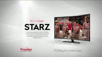 FiOS TV Spot, 'The Entertainment You Demand: Starz' - Thumbnail 6