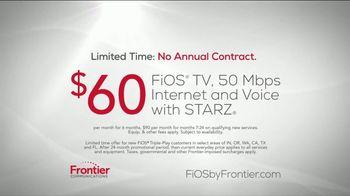 FiOS TV Spot, 'The Entertainment You Demand: Starz' - Thumbnail 8