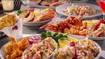 Red Lobster Lobster & Shrimp Summerfest TV Spot, 'New Ways' - Thumbnail 4