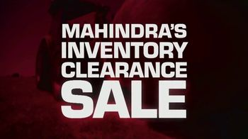 Mahindra Tractor Inventory Clearance Sale TV Spot, 'Reducing Prices' - Thumbnail 4
