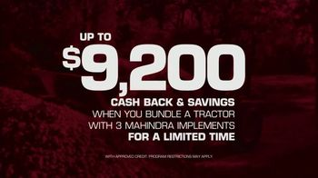 Mahindra Tractor Inventory Clearance Sale TV Spot, 'Reducing Prices' - Thumbnail 5