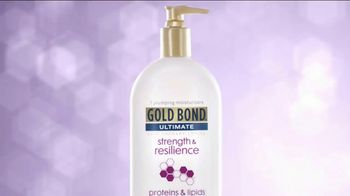 Gold Bond Ultimate Strength & Resilience TV Spot, 'Effects of Aging' - Thumbnail 5