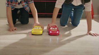 Movie Moves Lightning McQueen TV Spot, 'Movie to Life'