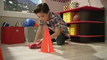 Movie Moves Lightning McQueen TV Spot, 'Movie to Life' - Thumbnail 3