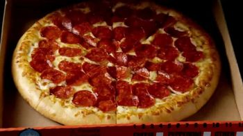 Little Caesars EXTRAMOSTBESTEST Pizza TV Spot, 'Secret Message' - Thumbnail 2