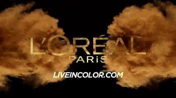 L'Oreal Paris Feria Fashion Metallics TV Spot, 'Live in Color' - Thumbnail 8