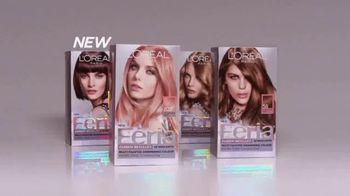 L'Oreal Paris Feria Fashion Metallics TV Spot, 'Live in Color' - Thumbnail 3