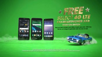 Cricket Wireless TV Spot, 'Blockbuster: Something Epic' - Thumbnail 4