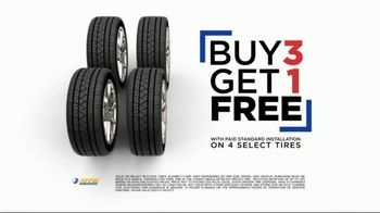 National Tire & Battery 72-Hour Super Sale TV Spot, 'Rebate' - Thumbnail 5