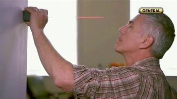 General ToolSmart TV Spot, 'Laser Distance Measurer, Digital Angle Finder' - Thumbnail 2