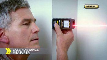 Laser Distance Measurer, Digital Angle Finder thumbnail