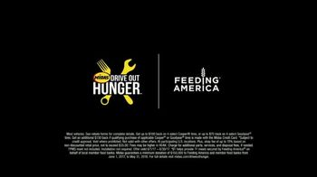 Midas TV Spot, 'Spinning: Drive Out Hunger' - Thumbnail 10