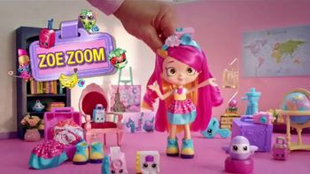 Shopkins World Vacation TV Spot, 'Ultimate Swap-kins Party: First Stamp'