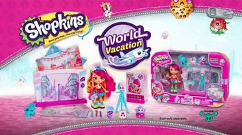 Shopkins World Vacation TV Spot, 'Ultimate Swap-kins Party: First Stamp' - Thumbnail 7