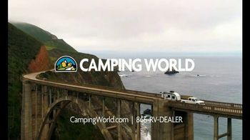 Camping World TV Spot, 'Open Road: Travel Trailers' - Thumbnail 10