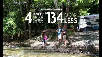 Camping World TV Spot, 'Open Road: Travel Trailers' - Thumbnail 4