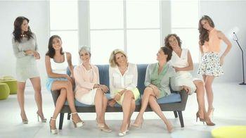 Goicoechea Calming Touch TV Spot, 'Cansancio de piernas' [Spanish]
