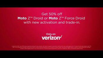 Motorola Moto Z Droid TV Spot, 'Moto Mods' - Thumbnail 7