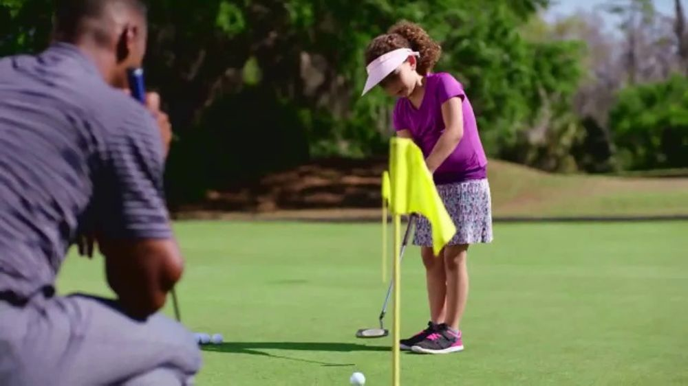 eBay TV Commercial, 'Father & Daughter: New Golf Clubs'