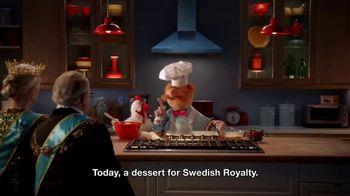 Pam Cooking Spray TV Spot, 'Swedish Chef: Croquembouche'