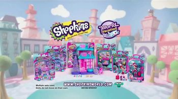 Shopkins World Vacation TV Spot, 'European Shopkins' - Thumbnail 8