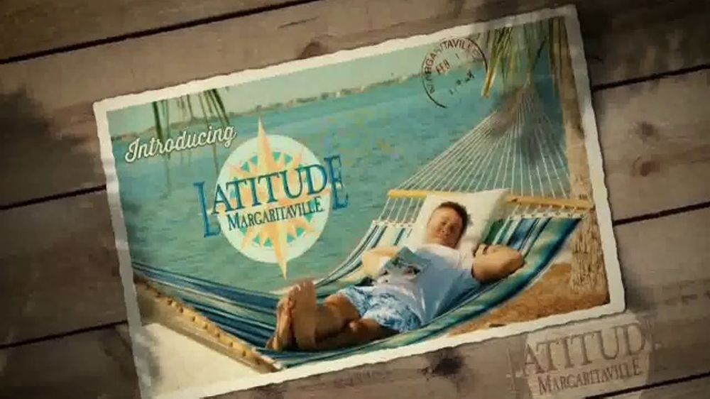 Latitude Margaritaville TV Commercial, 'Live the Lifestyle' Song by Jimmy  Buffett - Video