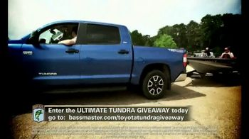 Bassmaster Ultimate Tundra Giveaway TV Spot, 'It Could Be You' - Thumbnail 4