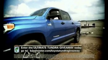 Bassmaster Ultimate Tundra Giveaway TV Spot, 'It Could Be You' - Thumbnail 5