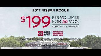 Nissan Make the Move Sales Event TV Spot, 'Bonus Cash: Rogue & Altima' [T2] - Thumbnail 10