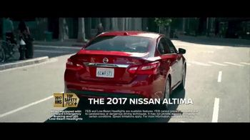 Nissan Make the Move Sales Event TV Spot, 'Bonus Cash: Rogue & Altima' [T2] - Thumbnail 6